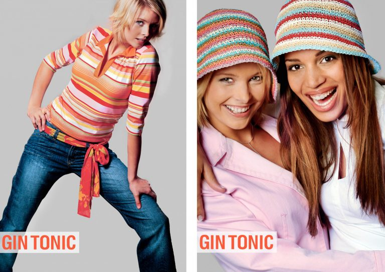 Image campagne for GinTonic